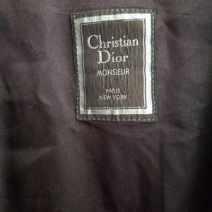 Mens Designer trench coat